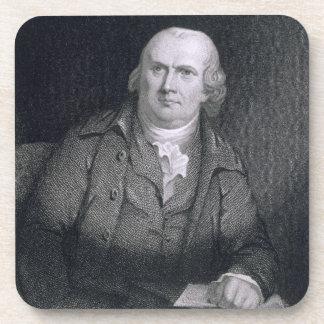 Roberto Morris (1733-1806) grabado por Thomas B. N Posavasos De Bebida