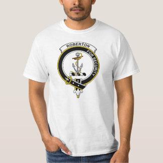 Roberton Clan Badge T-shirt