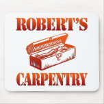 Robert's Carpentry Mouse Mats