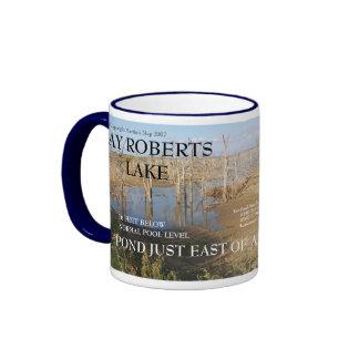 Roberts-Charca del rayo al este de la charca de la Tazas