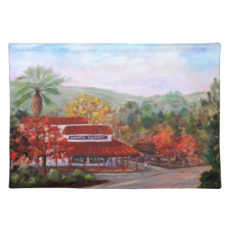 Roberts Market Woodside Cloth Placemat