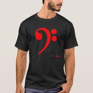 Robertson Bass Clef T-Shirt