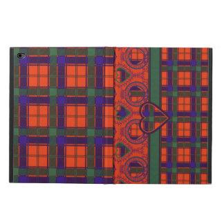 Robertson clan Plaid Scottish tartan Powis iPad Air 2 Case