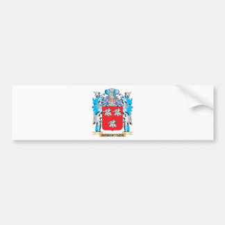 Robertson Coat of Arms - Family Crest Car Bumper Sticker