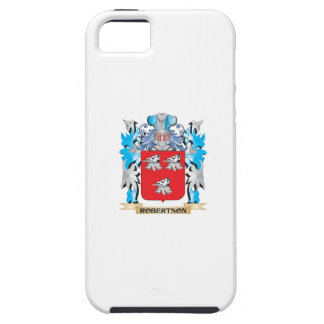 Robertson Coat of Arms - Family Crest iPhone 5 Case