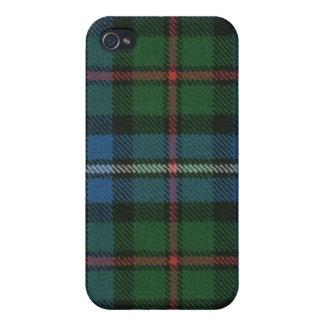 Robertson Hunting Ancient Tartan iPhone 4 Case
