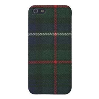 Robertson Hunting Modern Tartan iPhone 4 Case