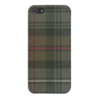 Robertson Hunting Weathered Tartan iPhone 4 Case