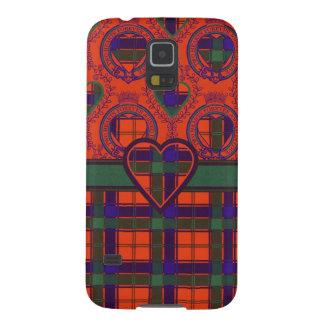 Robertson Scottish clan tartan - Plaid Galaxy S5 Case