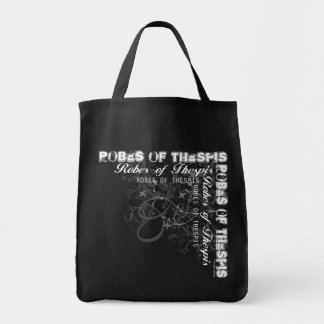 Robes of Thespis Tote Bags
