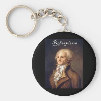 Robespierre 1 with blackadder key chains