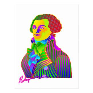 Robespierre 2 postales