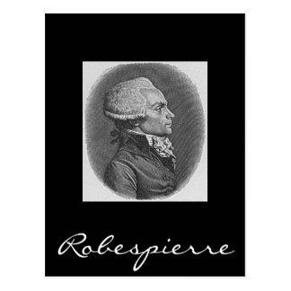 Robespierre Post Cards