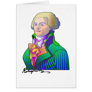 Robespierre Tarjetón