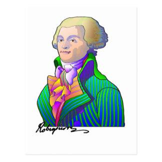 Robespierre Tarjetas Postales