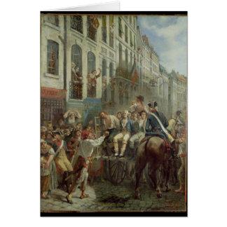Robespierre y Santo-Apenas Felicitación