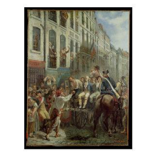 Robespierre y Santo-Apenas Tarjetas Postales