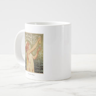 Robette Absinthe Advertisement Poster Giant Coffee Mug