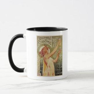 Robette Absinthe Advertisement Poster Mug