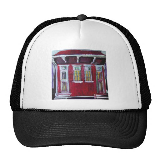 Robicheaux rojo gorras