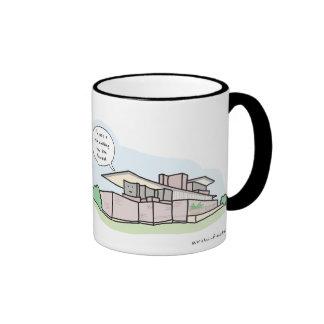 Robie House Coffee Mug