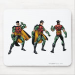 Robin - All Sides Mouse Pad