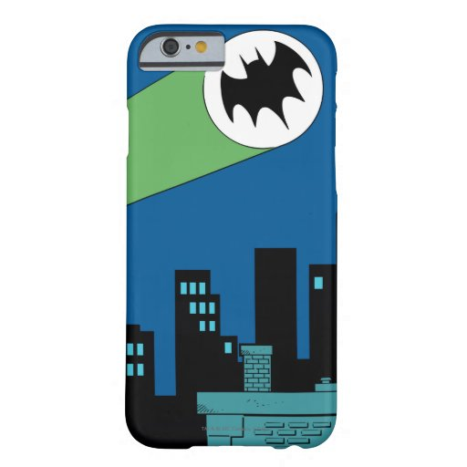 Robin And Batman Climb 2 Barely There iPhone 6 Case