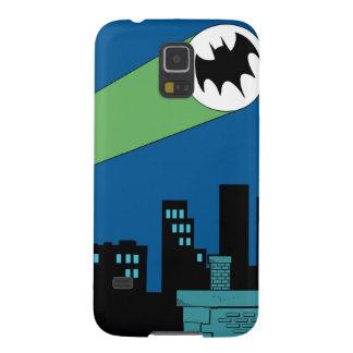 Robin And Batman Climb 2 Galaxy S5 Case