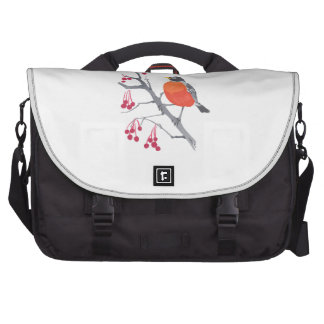 Robin and Berries Commuter Bags