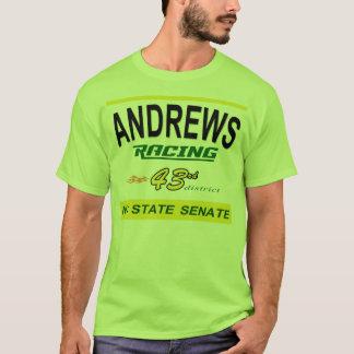 Robin Andrews for State Senate: Racing Shirt