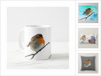 Robin Bird collection