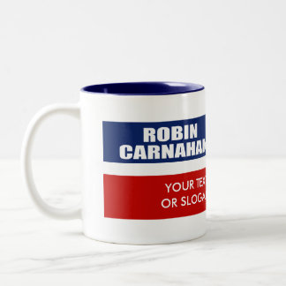ROBIN CARNAHAN FOR SENATE COFFEE MUG