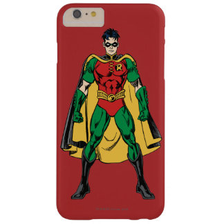 Robin Classic Stance Barely There iPhone 6 Plus Case