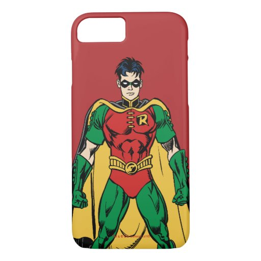 Robin Classic Stance iPhone 8/7 Case