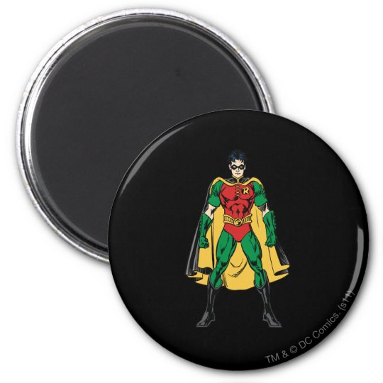 Robin Classic Stance Magnet