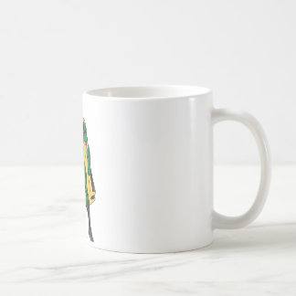 Robin Classic Stance Classic White Coffee Mug