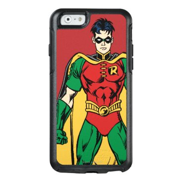 Robin Classic Stance OtterBox iPhone 6/6s Case