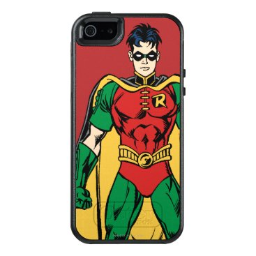 Robin Classic Stance OtterBox iPhone 5/5s/SE Case