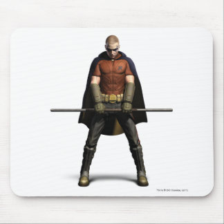 Robin Color Mouse Pad