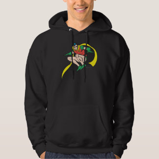 Robin Crouches Pullover