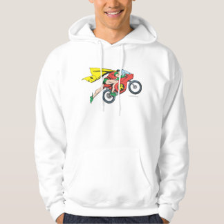 Robin & Cycle Hoodie