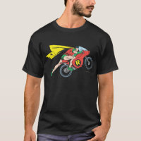Robin & Cycle T-Shirt