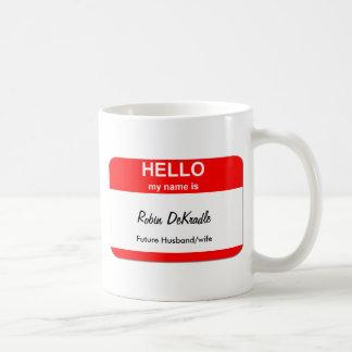 Robin DeKradle Mug
