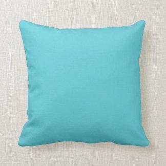 """Robin Egg Blue"" Throw Pillows"