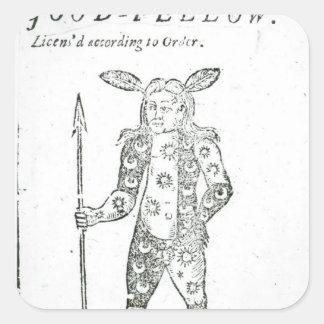 Robin Goodfellow Square Sticker