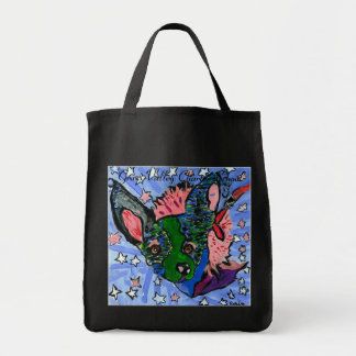 ROBIN Grass Valley Charter School Tote Bags