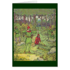 Robin Hood and His Merry Men Card