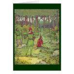 Robin Hood and His Merry Men Greeting Cards