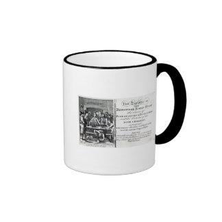 Robin Hood and his mother Coffee Mug