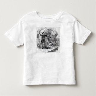 Robin Hood and Little John Toddler T-shirt